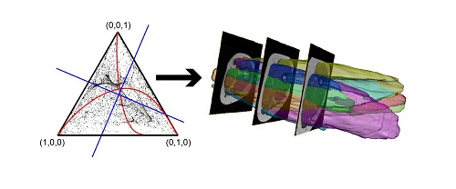 The Isometric Log-Ratio Transform for Image Analysis